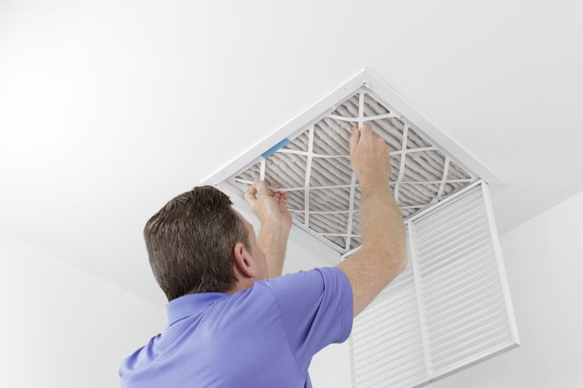 changing furnace filter service manassas