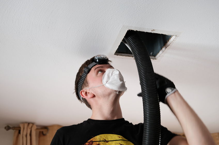 What Is Duct Cleaning?