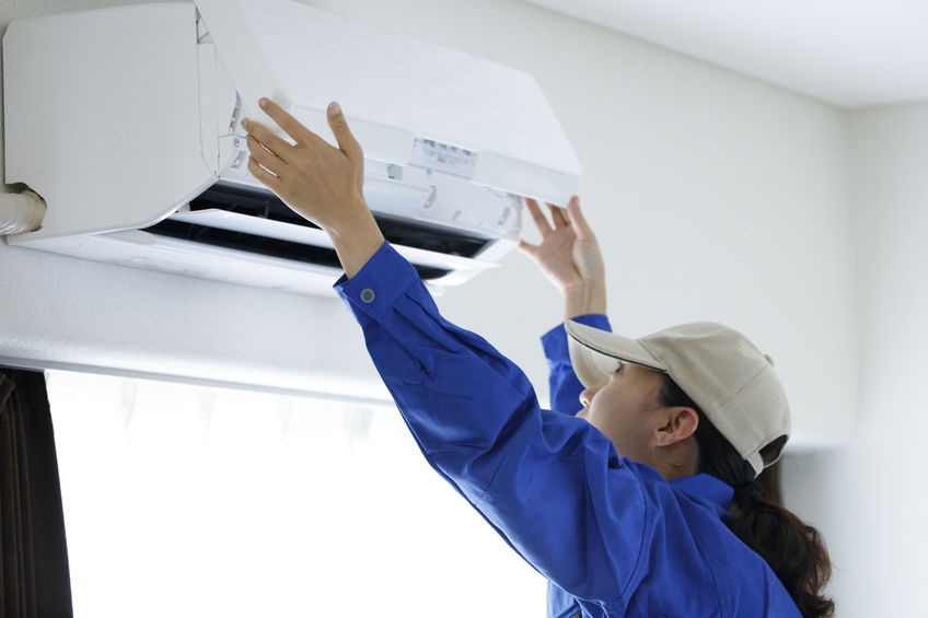 AC repairs near me fairfax, va