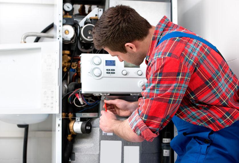heating installation service burke, va