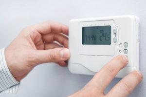 thermostat services in manassas va