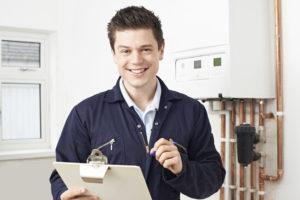 heating repairs burke, va