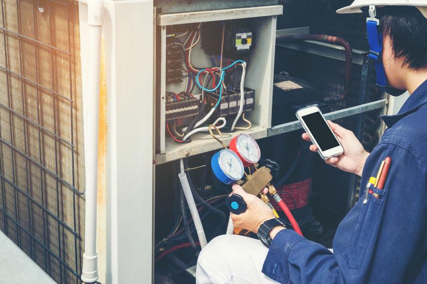 heating repairs reston va