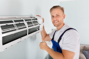 HVAC Air Conditioner Cleaning
