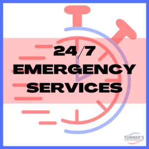24/7 emergency hvac services